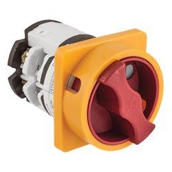Łącznik krzywkowy 0-1 25A