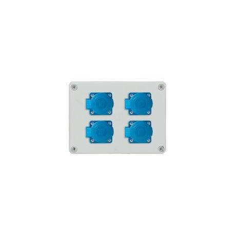 Rozdzielnica R-BOX 190, 4x250V/16A
