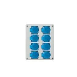 Rozdzielnica R-BOX 240, 8x250V/16A