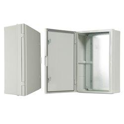 szafka rozdzielcza herm.400x600x200mm IP65, drzwi nieprzeźroczyste
