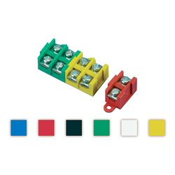 Listwa zaciskowa LZ 5x1,5-4mm2, różne kolory, opakowanie 100 szt.