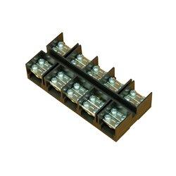 Listwa zaciskowa LZ 5x35mm2, czarna, opakowanie 5 szt.